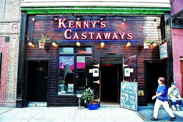 Kenny's Castaways, in the Village. (Photo via Flickr)