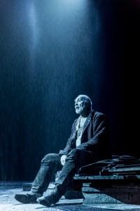 Frank Langella as King Lear. (Photo by Johan Persson)