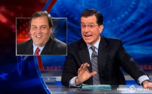 Colbert on Christie (Comedy Central)