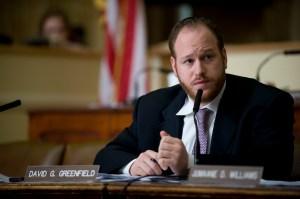 Councilman David Greenfield. (Photo: William Alatriste/NYC Council)