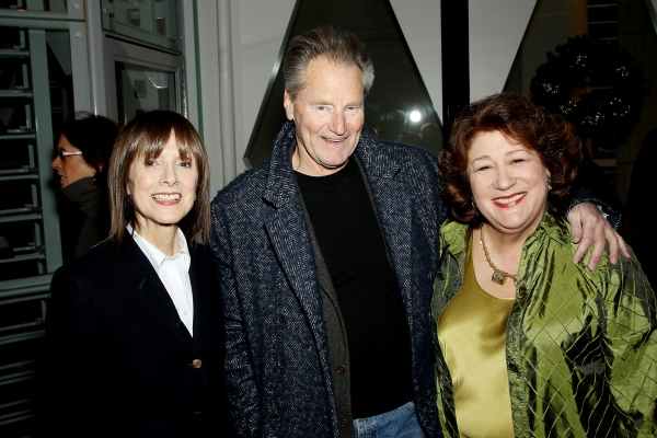 Jean Doumanian, Sam Shepard and Margo Martindale, from left.