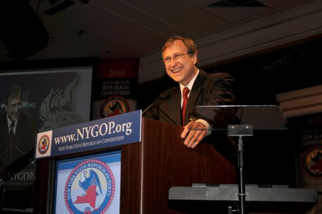 State GOP Chairman Ed Cox.