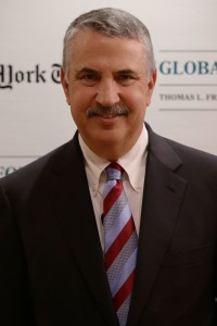 Thomas Friedman. Photo via Getty Images)