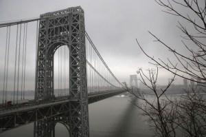 The George Washington Bridge. (Photo: John Moore/Getty)
