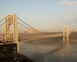 George Washington Bridge. (Photo: Flickr/mgreene)