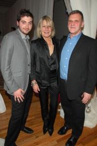 Uslip, Clarissa Dalrymple, Andrew Lord. (Courtesy PMC)