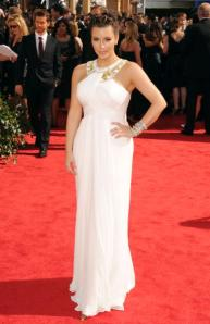 Celeb and noted Spanx wearer, Kim Kardashian (Getty)