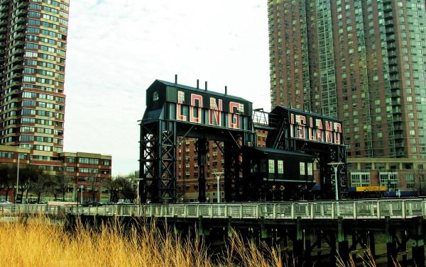 Long Island City is having an identity crisis. (Amanda Lea Perez, <i>The New York Observer</i>.)