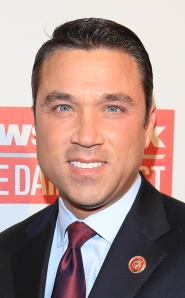 Michael Grimm. (Photo: Charles Norfleet/Getty)
