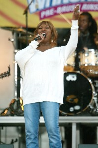 Patti Labelle. (Photo by Peter Kramer/Getty Images)