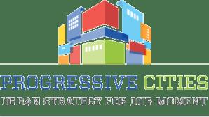 Progressive Cities logo.