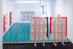 Installation view. (Courtesy Nicelle Beauchene Gallery)