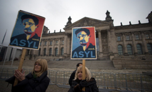 These German protesters probably wouldn't be crazy about an NSA quantum computer. (Getty)