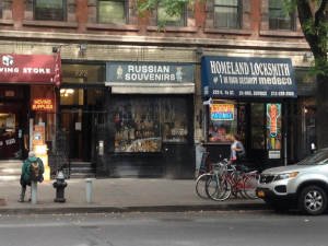 This easy-to-miss storefront haunted us for months.