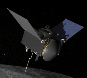 Your new ride, OSIRIS-REx (Facebook)