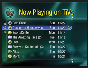 The last time TiVo was relevant. (Photo: HowStuffWorks)