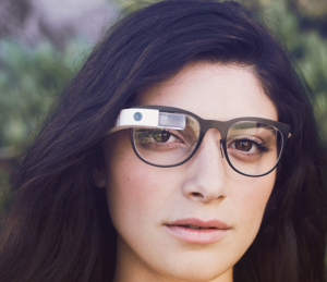 """Does it come in a """"moody"""" style? (Photo: Google Glass)"""