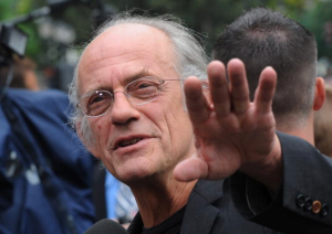 Realistically, Christopher Lloyd should play every character. (Getty)