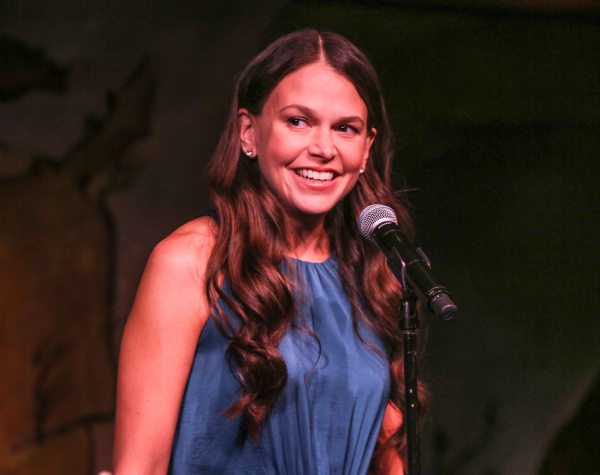 Sutton Foster is wrapping up a two-week residency at Café Carlyle. (Photo by Stephen Sorokoff)