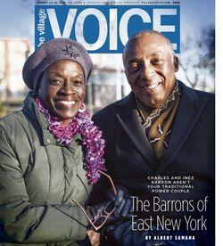 This week's Village Voice.