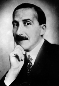 Stefan Zweig.  (Photo by Hulton Archive/Getty Images)