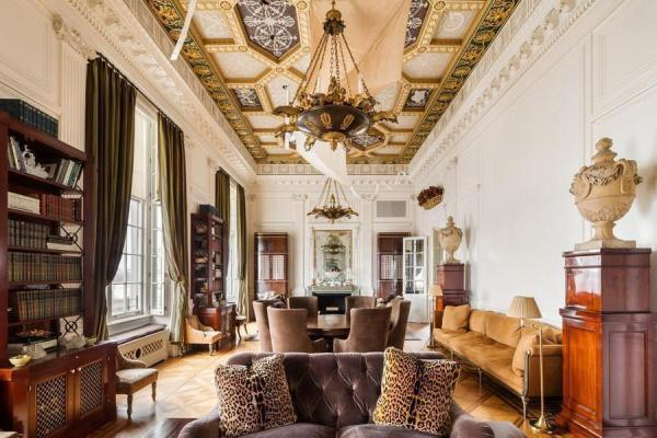 Does your Fifth Avenue floor-through look like this?