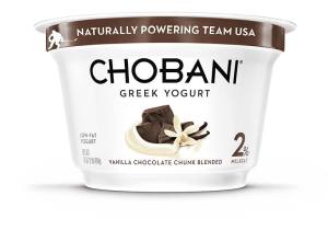 Over 5,000 cups of the yogurt will be given to a few lucky homeless in New York and New Jersey (Photo by Chobani).