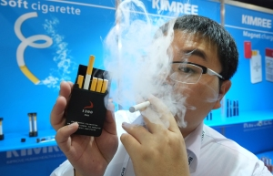 Flavored e-cigarettes will be a thing of the past if one Queens city councilman has his way