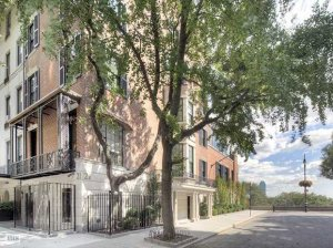Last June, the now former emir, paid $35 million for the townhouse at 21 Beekman.