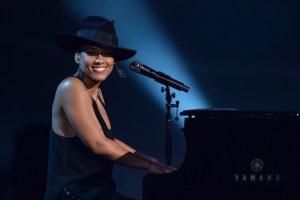 Alicia Keys. (Photo: Kevin Winter/Getty)
