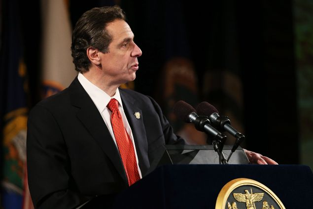 Gov. Andrew Cuomo. (Photo: Spencer Platt for Getty Images)