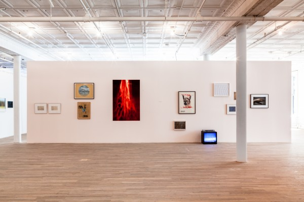 Installation view. (Courtesy Artists Space)