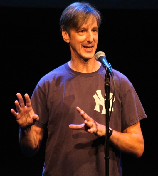 Andy Borowitz. (Photo via Getty Images)
