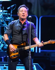 Bruce Springsteen, ur-boomer. (Photo via Getty Images)