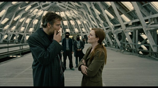 The part about how incredibly great fashion shows were really had to be scrapped in the Children of Men editing room.