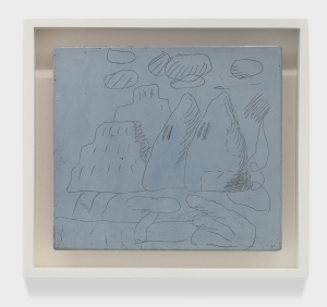 Philip Guston, 'Untitled, 1969.' (Photo by Martin Parsekian, courtesy Dodge Gallery)