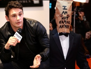 James Franco and what he has wrought. (Getty)