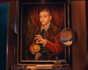 'Boy With Apple.' (Courtesy American Empirical Pictures)