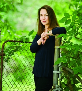 Lorrie Moore. (Photo by Zane Williams)