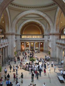 The Metropolitan Museum of Art. (Photo via Wikimedia Commons)