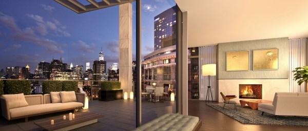 One Vandam - Penthouse A