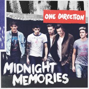 'Midnight Memories.' (Courtesy Columbia Records)