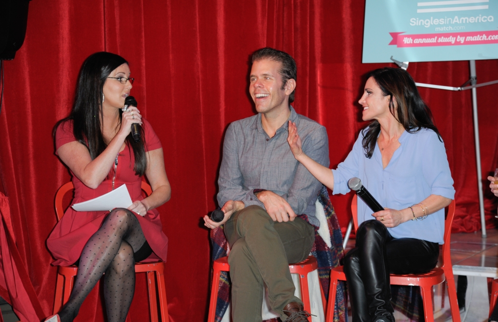 Match.com Dating Confessions - Panel Hosted By Patti Stanger