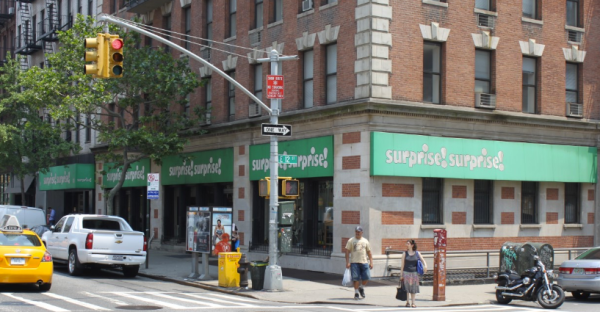 The closing of this store might not have been such a shock. (Photo: Google Maps)