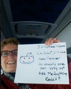Ms. Wynn announcing her Reddit AMA (Facebook)