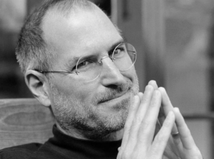 The late Steve Jobs, probably thinking about all the unusual things you don't know about him. (Facebook)