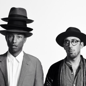 Mr. Moskowitz and Pharrell and lots of hats.