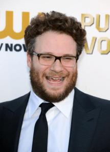 Seth Rogen (Getty)