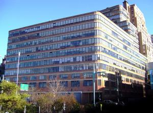 The Starrett-Lehigh building, currently the home of Blouin Media. (Courtesy Wikipedia)