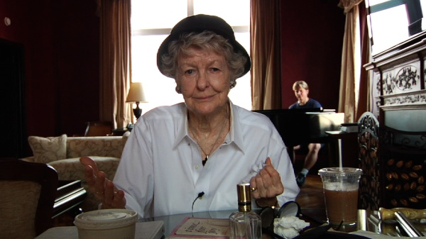 Elaine Stritch is the subject of Chiemi Karasawa's new documentary.